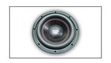 10寸低音喇叭